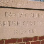 Dantzig Alley British Cemetery
